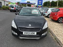 peugeot 508 interior 2016 used peugeot 508 rxh for sale rac cars