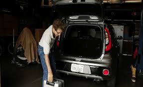 Kia Cargo 2017 Kia Soul In Depth Model Review Car And Driver