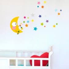 stickers chambre bébé stickers muraux chambre bébé et enfant berceau magique
