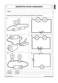 grade 6 electricity worksheets google search education