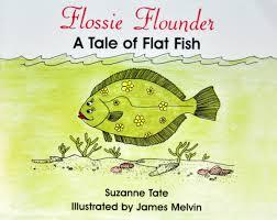 flossie flounder children u0027s book