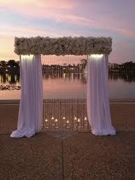 Wedding Entrance Backdrop 121 Best Ceremony Altars Images On Pinterest Marriage Wedding