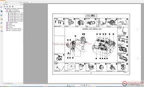 toyota forklift equipments parts catalog cd auto repair manual