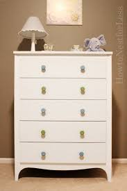 refreshed 5 drawer chest how to nest for less