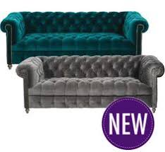 teal velvet chesterfield sofa albert chesterfield sofa available in 17 colours and 2 sizes