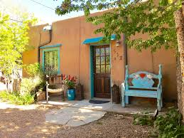 Adobe House Plans With Courtyard Sacred Sanctuary In Old Santa Fe Adobe Ca Vrbo
