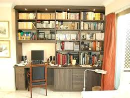 biblioth ue avec bureau bibliothaque avec bureau bureau escamotable bibliothaque en bois