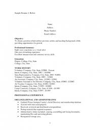 Easy Resume Sample by The Awesome Stay At Home Mom On Resume Resume Format Web