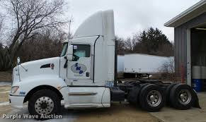 new kenworth t660 for sale 2009 kenworth t660 semi truck item da7252 sold march 23