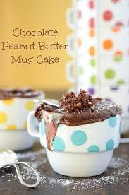 chocolate peanut butter mug cake u2013 the novice chef
