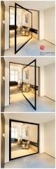 glass door pivot custom made pivoting doors with 360 central or offset axis