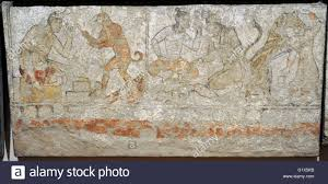 pre islamic central asia mural of the ceremonial hall amazon pre islamic central asia mural of the ceremonial hall amazon hall