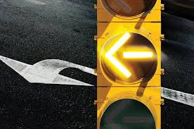 A Flashing Yellow Signal Light Means Flashing Yellow Arrow Signal Coming To Alabama 69 Cherokee Avenue