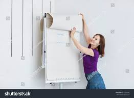pretty young student business woman writing stock photo 312562040