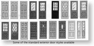 Flush Exterior Door Doors