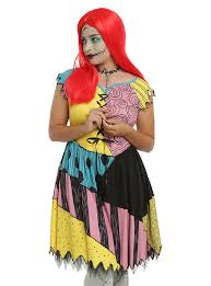 Halloween Costumes Nightmare Christmas Nightmare Christmas Sally Cosplay Dress Size
