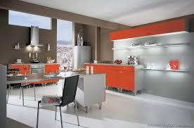 orange and white kitchen ideas pictures of modern orange kitchens design gallery