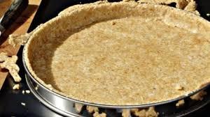 comment cuisiner le d avoine fond de tarte aux flocons d avoine recette par le goût l odeur