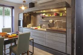 Cuisine Style Campagne Chic by Cuisine Type Loft Affordable Kitchen And Dining Space Of The
