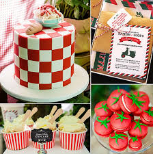 italian themed party 50 favorite birthday party themes for boys birthday inspire