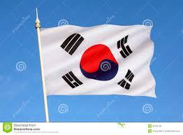 Flag Of South Korea Flag Of South Korea Stock Image Image Of Countries Colors 35125105