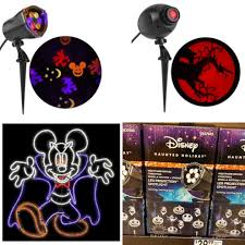 decorate for halloween and christmas with these all new disney