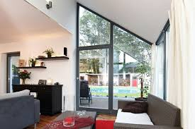 Wohnzimmer Anbau Günstig Bauen Weisenau Ein Fertighaus Von Gussek Haus