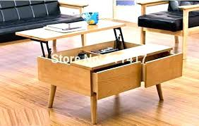 coffee tables with pull up table top lift up coffee tables dosgildas com