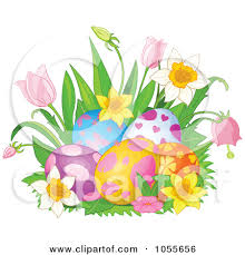Easter Decorations Clipart by Multiple Churches Clipart