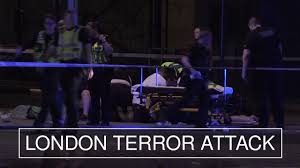 borough market attack london attack timeline what happened and when on london bridge
