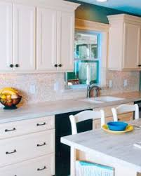 diy home projects martha stewart kitchen glass front cabinets
