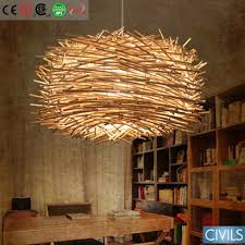 Wicker Pendant Light Lighting Wicker Pendant L Remarkable Nest Pendantrattan