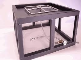 Square Fire Pit Kit best 25 gas fire pit kit ideas on pinterest diy gas fire pit