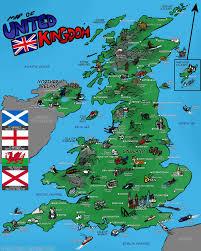Bristol England Map by Map Of United Kingdom By Freyfox On Deviantart