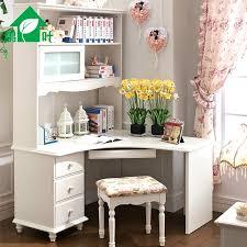 Cheap Corner Bookcase Desk Corner Computer Desk With Hutch White Corner Desk With