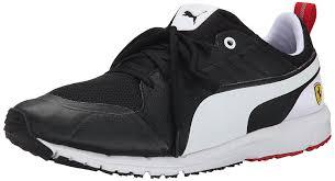 ferrari shoes puma men u0027s pitlane ferrari night cat lace up fashion sneaker shoes