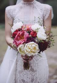 Wedding Flowers For The Bride - 346 best colorful wedding bouquets images on pinterest branches