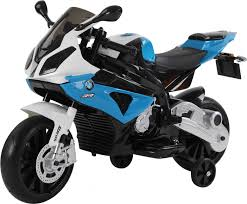 bentley motorcycle bmw 1000rr kids ride on electric motorbike 12v blue outdoor toys