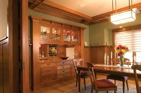 craftsman style chandelier mission style decor dining room