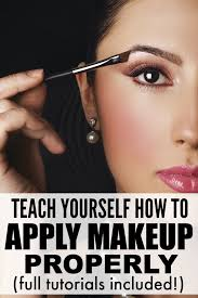 Pro Makeup Artist 8 Tutorials To Teach You How To Apply Make Up Like A Pro