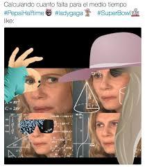 Lady Gaga Memes - 28 memes que resumen este super bowl a la perfecci祿n lady gaga