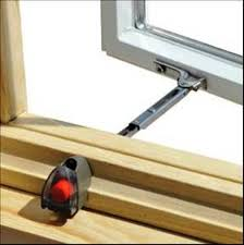 Basement Casement Window by Right Hand Stone Opening Control Device For Casement Windows