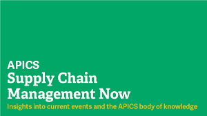 Now Open For Supply Chain Meeting And Exceeding Supply Chain Expectations Apics