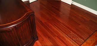 santos mahogany hardwood flooring flooring design