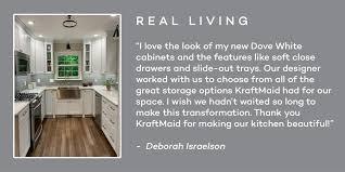 kraftmaid dove white kitchen cabinets kraftmaid cabinetry kraftmaid