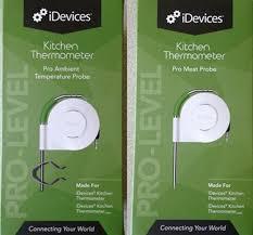 sonde de cuisine idevices rappelle les sondes thermiques rappels et avis de sécurité