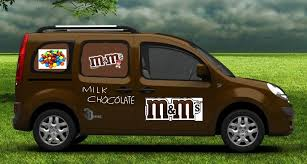 chocolate delivery kangoo ii m and m s milk chocolate delivery by bhw2279 on