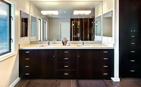 Bathroom Mirror With Lights Built In Built In Bathroom Mirror Hotel Awesome Lighted Magnifying Mirror