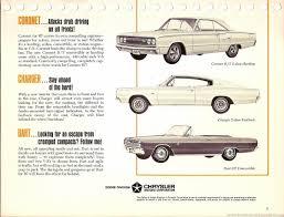 dodge lineup the 1970 hamtramck registry 1967 dodge dealership data book