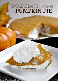 best 25 layer pumpkin pie ideas on